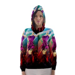 The Dreamer Hooded Wind Breaker (Women)