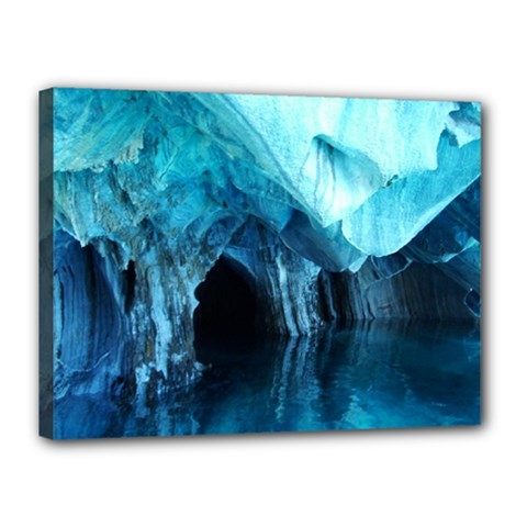 MARBLE CAVES 3 Canvas 16  x 12