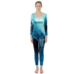 Marble Caves 3 Long Sleeve Catsuit
