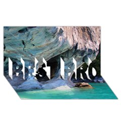 MARBLE CAVES 2 BEST BRO 3D Greeting Card (8x4)
