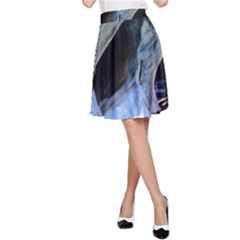 Marble Caves 2 A Line Skirt