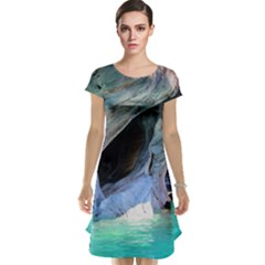 Marble Caves 2 Cap Sleeve Nightdresses