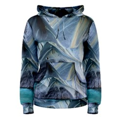 Marble Caves 1 Women s Pullover Hoodies