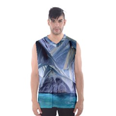 MARBLE CAVES 1 Men s Basketball Tank Top