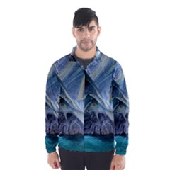 MARBLE CAVES 1 Wind Breaker (Men)