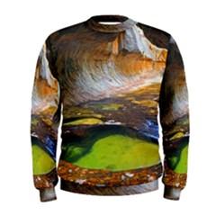 Left Fork Creek Men s Sweatshirts