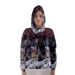 KARIJINI CANYON Hooded Wind Breaker (Women)