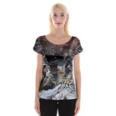 Karijini Canyon Women s Cap Sleeve Top