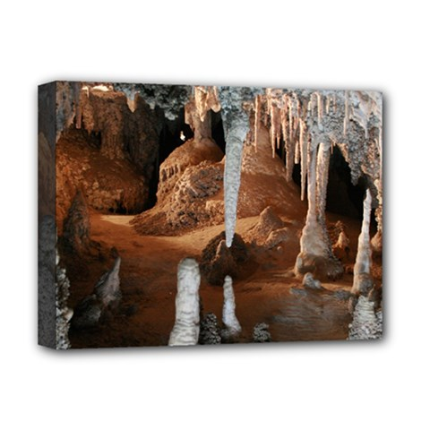 JENOLAN IMPERIAL CAVE Deluxe Canvas 16  x 12