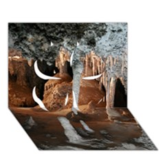 JENOLAN IMPERIAL CAVE Clover 3D Greeting Card (7x5)