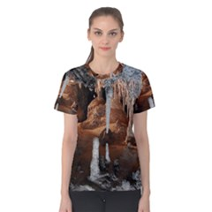 Jenolan Imperial Cave Women s Cotton Tee