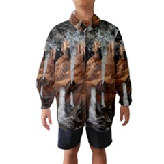JENOLAN IMPERIAL CAVE Wind Breaker (Kids)