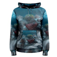 Iceland Cave Women s Pullover Hoodies