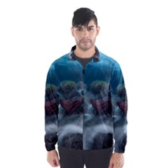 ICELAND CAVE Wind Breaker (Men)