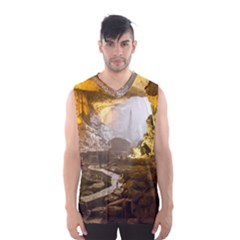 Ha Long Bay Men s Basketball Tank Top