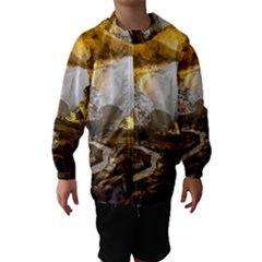 HA LONG BAY Hooded Wind Breaker (Kids)