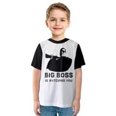 BigBoss Kid s Sport Mesh Tees