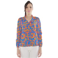 Pixels Wind Breaker (Women)