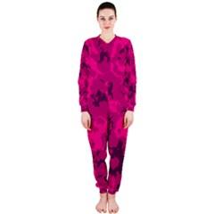 Pink Tarn Onepiece Jumpsuit (ladies)