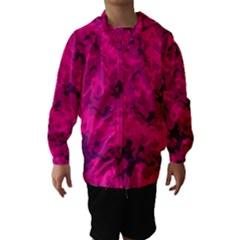 Pink Tarn Hooded Wind Breaker (kids)