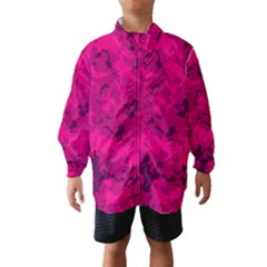 Pink Tarn Wind Breaker (kids)