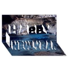 CHAPADA DIAMANTINA 2 Happy New Year 3D Greeting Card (8x4)