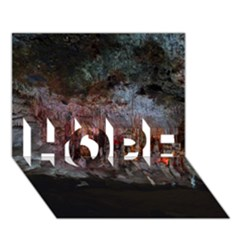 Caves Of Drach Hope 3d Greeting Card (7x5)