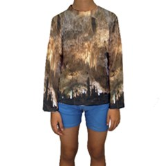 CARLSBAD CAVERNS Kid s Long Sleeve Swimwear