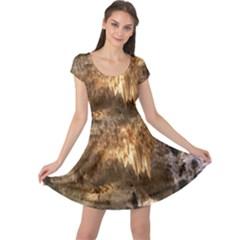 Carlsbad Caverns Cap Sleeve Dresses