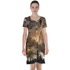 Carlsbad Caverns Short Sleeve Nightdresses