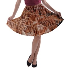 BRYCE CANYON AMP A-line Skater Skirt