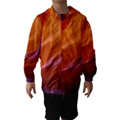 ANTELOPE CANYON 2M Hooded Wind Breaker (Kids)
