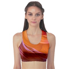 Antelope Canyon 2 Sports Bra