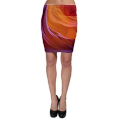 Antelope Canyon 2 Bodycon Skirts