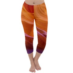 Antelope Canyon 2 Capri Winter Leggings
