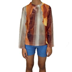 ANTELOPE CANYON 1 Kid s Long Sleeve Swimwear