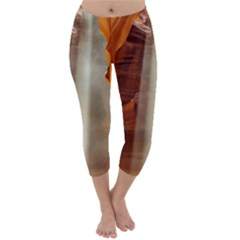 ANTELOPE CANYON 1 Capri Winter Leggings