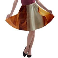 ANTELOPE CANYON 1 A-line Skater Skirt