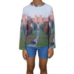 WINDSOR CASTLE Kid s Long Sleeve Swimwear