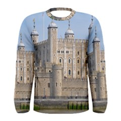 Tower Of London 2 Men s Long Sleeve T Shirts