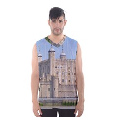TOWER OF LONDON 2 Men s Basketball Tank Top