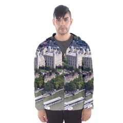 TOWER OF LONDON 1 Hooded Wind Breaker (Men)
