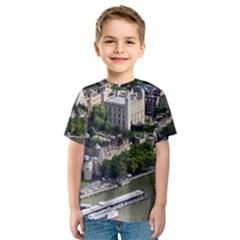 TOWER OF LONDON 1 Kid s Sport Mesh Tees