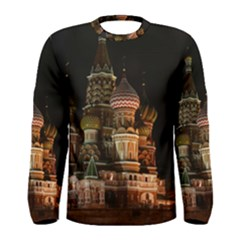 St Basil s Cathedral Men s Long Sleeve T Shirts