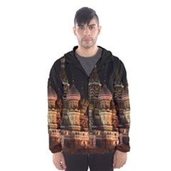 St Basil s Cathedral Hooded Wind Breaker (Men)