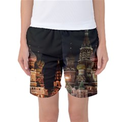 St Basil s Cathedral Women s Basketball Shorts