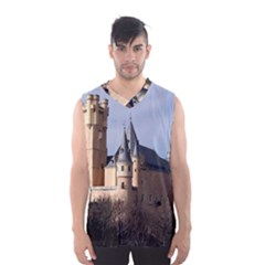 SEGOVIA CASTLE Men s Basketball Tank Top