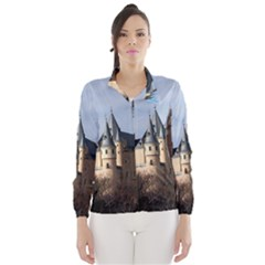 SEGOVIA CASTLE Wind Breaker (Women)