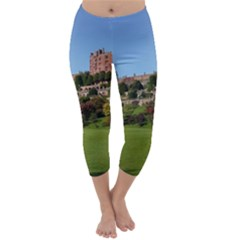 Powis Castle Terraces Capri Winter Leggings