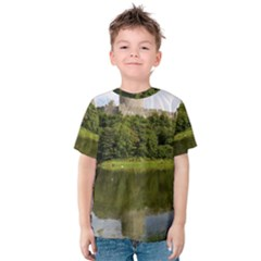 PEMBROKE CASTLE Kid s Cotton Tee